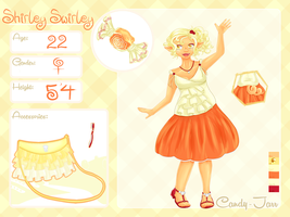CJ: Shirley Swirley by Fun2BeRandom