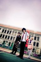 Ao no Exorcist ::02 by Cvy