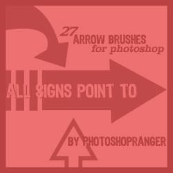 All Signs point to by photoshopranger