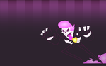 Mystery Skulls - Ghost || Lewis Wallpaper by Di-Cape