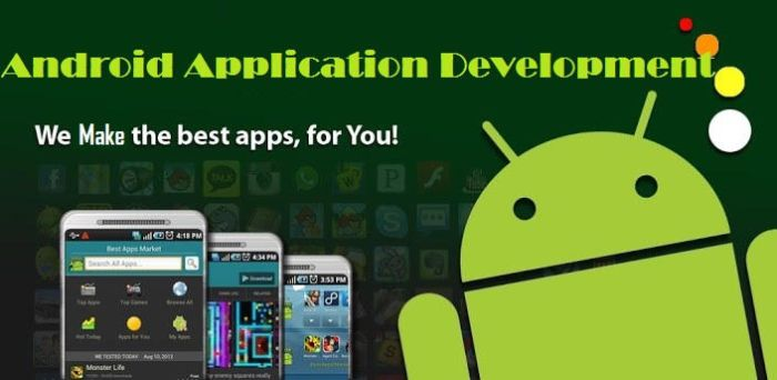 Best Android App Developers in India by rvtechnologies1