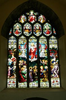 Stained Glass 3 by SusieStock