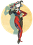 scratches 27 Harley PNG