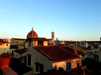 Florence cityscape by MarghePet