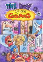 Mario: The Day Of The Gong by NatSilva