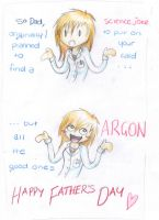 All The Science Jokes by JammyScribbler