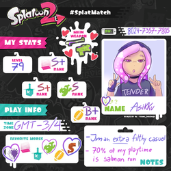 #SplatMatch by Asikku