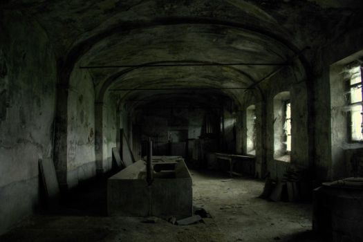 Washhouse by 000Relic000