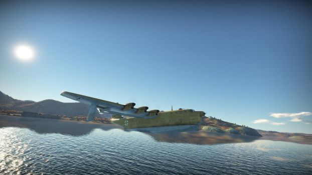 From boat to plane - BV 238 by bismark236