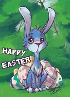 Happy Easter, bunny time by tikopets