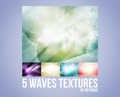 5 Waves textures by Rey0552