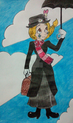 Mireille's Halloween Costume by Sparrow12592