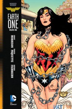 Wonder Woman earth One, Volume 1 by YanickPaquette