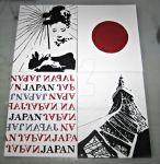 Japan painting by Hybedox