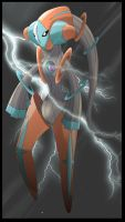 deoxys origin form