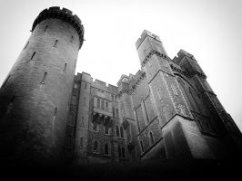 Dark Castle by Bazz-photography
