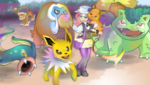 My Pokemon Team - COMPLETE