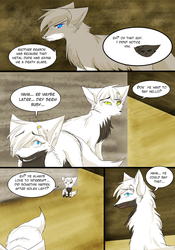 Outcast Chapter 3: page 25 by Imaginer-Fox