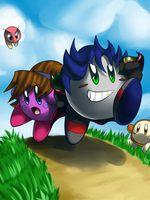 PtC - Hollow and Sammi's Great Adventure! by ShadowScarKnight