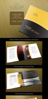 Luxury 8-Page Indesign Brochure by ramijames