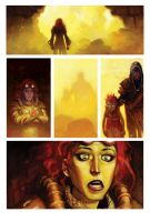 MTG Planes Walker Comic page 7 by Andrew-Robinson