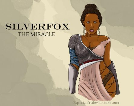 Silverfox: The Miracle by YapAttack