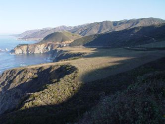 Big Sur Coastal Highway by riktorsashen