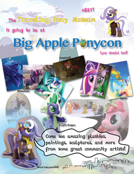 Traveling Pony Museum BAP Flyer 2013 by mewtwo-EX