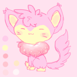 Miniclet adoptable #31 Maniania by Cookie-and-her-foxes
