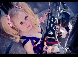 Lollipop Chainsaw by Emzone
