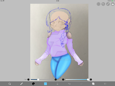 WIP - Crystal Twirl (Redesign) by Mayfeel
