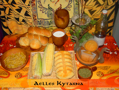 Kytarna Altar 4 by The-Bowynn-Tradition