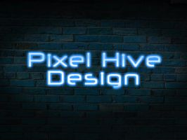 Pixel_hive_design by dimplegal