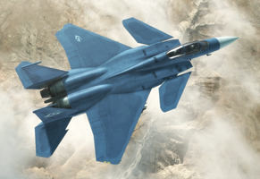 F-15ACTIVE - General Resource Defense Force by Jetfreak-7