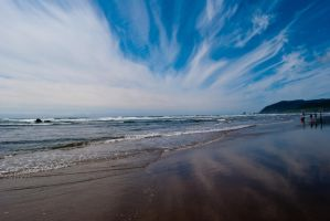 Cannon Beach - Sky 2 by rwlux83
