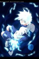 killua_Nen_by_Asterion7 by Asterion7