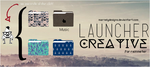 LauncherCreative for rainmeter by MarNelyDesigns