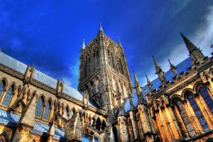 Lincoln Cathedral HDR by nat1874
