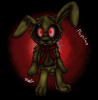PlushTrap by TheLooneyCharboa