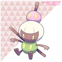 206: Wallopop by LuisBrain
