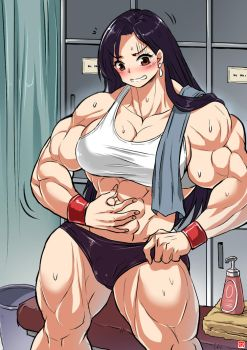Tifa Growth Part 1/8 by elee0228
