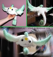 Star Guardian Pix plushe! by Daraya-crafts