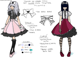 TFE Style Profile 2: Dolce and Corse by Miss-Bow