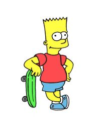 Bart Simpson by mikedaws