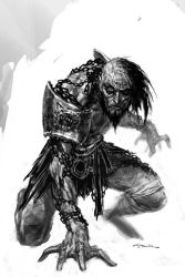 God of War III- Sketches 04 by andyparkart