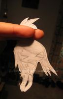 Paper Child no-2 by girlsobloody