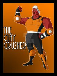 DCOC Malice Rogues: Jester Squadron- Clay Crusher by TheScarletMercenary