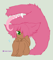 Scared Tailmouth Base Edit by Paige-the-unicorn