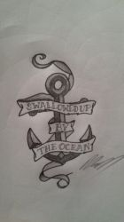 Billy Talent Tattoo Design by PeteDomoney