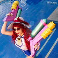 MISS FORTUNE - POOL PARTY 5 by xxDeiChAnXDD